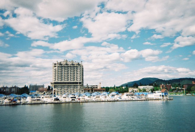 View of Coeur d'Alene Resort