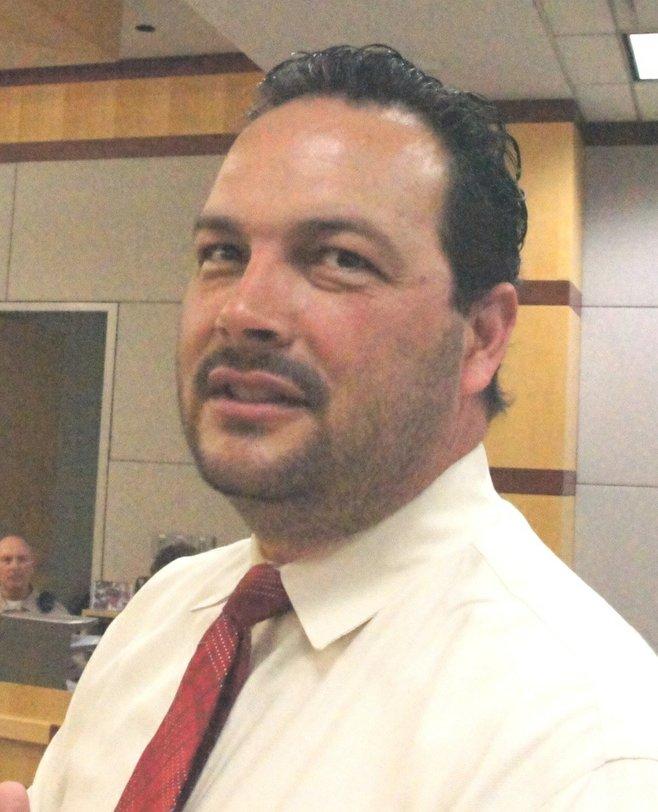 Public Defender Daniel Segura