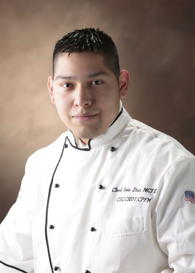 Chef Diaz