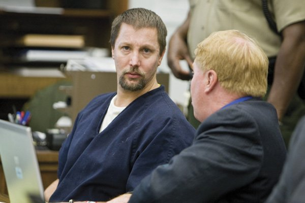 Accused of fraud, Tyler Adams is pleading not guilty through a  public defender.