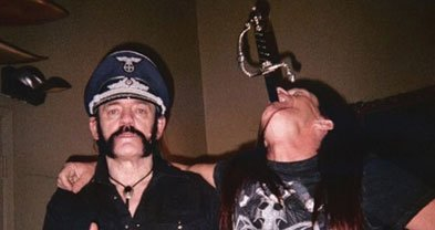 "Scott ""freak show"" Nelson: ""Not many people have scared Lemmy."""