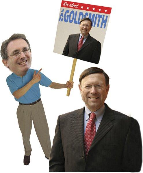 Jonathan Heller and Jan Goldsmith