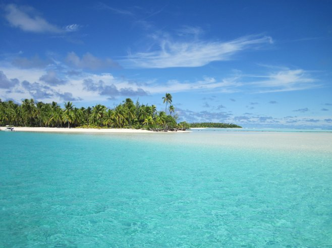 Postcard-perfect in the Cook Islands