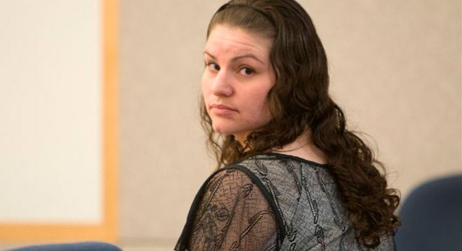 Deanna Fridley's first trial ended in mistrial.
