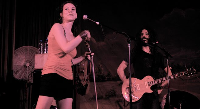 Canada band Thee Silver Mt. Zion Memorial Orchestra plays Casbah Thursday night.