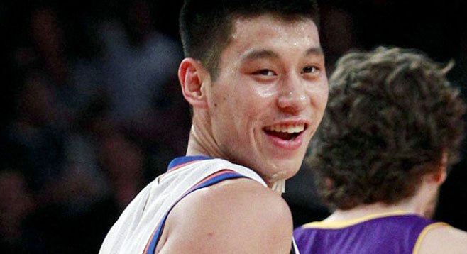 """Lin pounced on his opportunity like a cold-blooded and calculated assassin."""