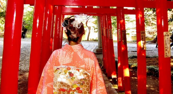 A taste of traditional Japan in Ōmiya