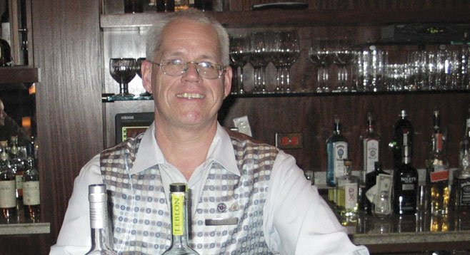 Bruce Tilley of Grant's Grill