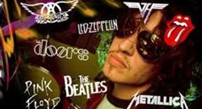 If you let it, Rock the Dome's immersive tech can take you for a ride.