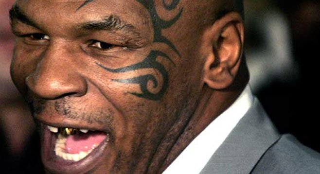 Suddenly, Mike Tyson is popular again.
