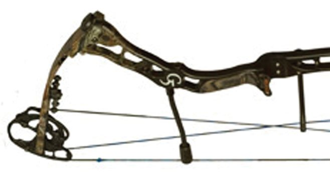 The Quest Bowhunting Outdoors Primal Compound Bow package retails for $900.