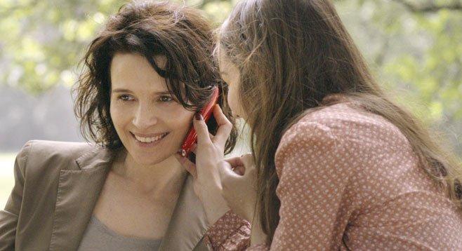 Juliette Binoche stars in Elles