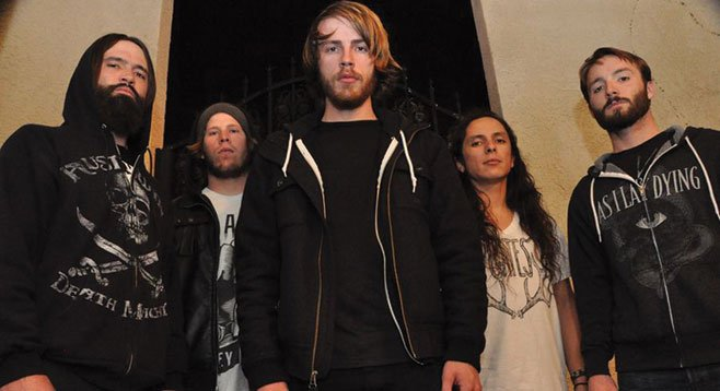 Prevailer rises from the ashes of metalcore crew Zombie Cartel.