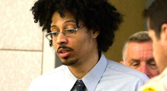 "In January 2012, prospective jurors got a good look at Henderson's ""wild man"" hair."