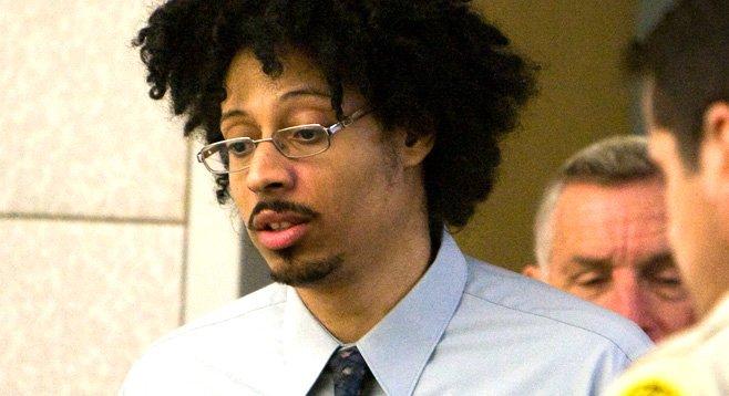 "In January 2012, prospective jurors got a good look at Henderson's ""wild man"" hair."