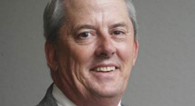 Bernie Rhinerson, seeking to become a San Diego Community College District trustee, reported savings in the millions.