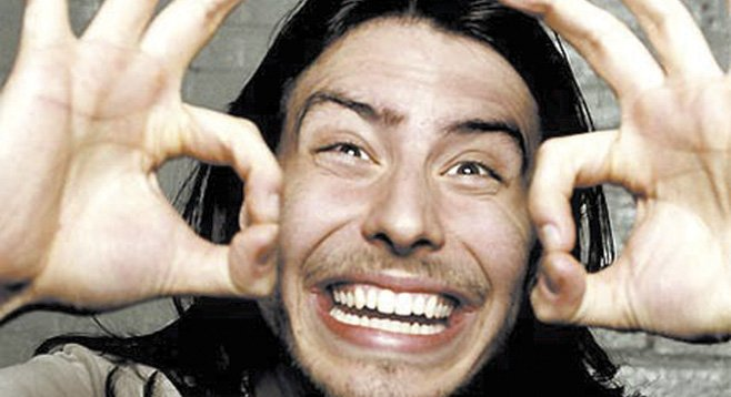 Andrew W.A-OK. will play 4th&B Friday night.