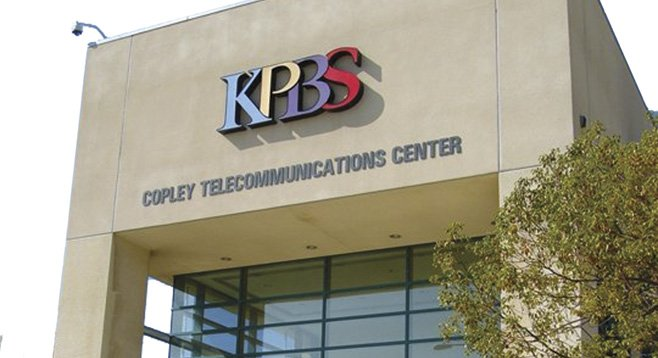 KPBS is searching for a hard-nosed fundraiser to sell and collect on advertisement on the public station.