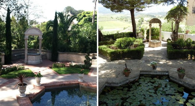 Lookalikes: Balboa Park's Casa del Rey Moro Garden found 6,000 miles east in the town of Ronda, Spain.
