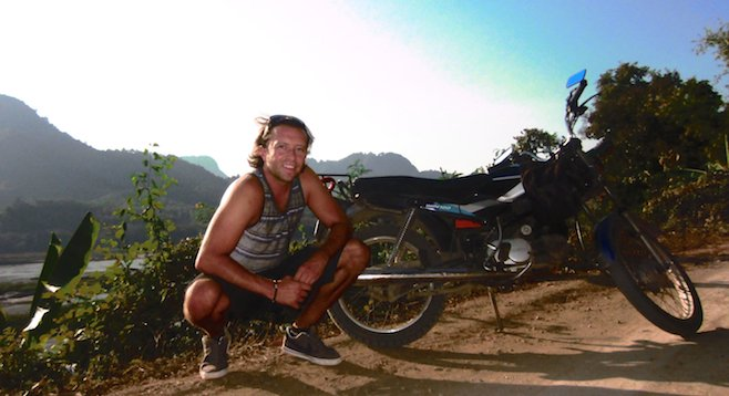 Motorcycle Diaries, Laos edition