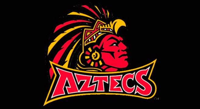 San Diego State Aztec football looks to the Big East for — what else? — money.