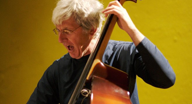 """It's difficult to think of San Diego as home base,"" says bassist Mark Dresser."