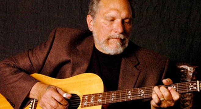 Jorma Kaukonen comes to teach guitar — and grind on some Pokez.