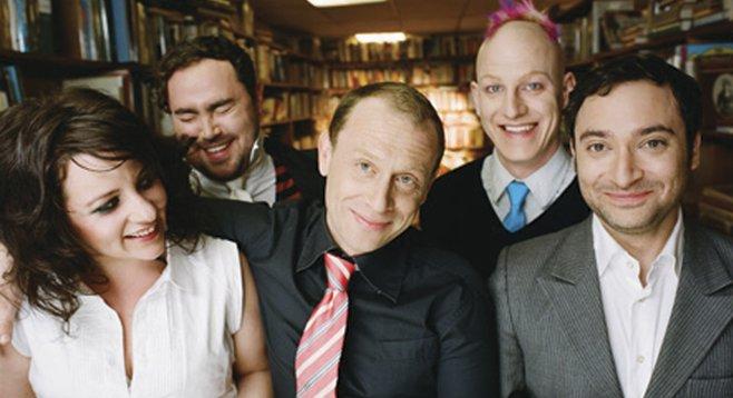 Canada band Stars shines on House of Blues Wednesday night.