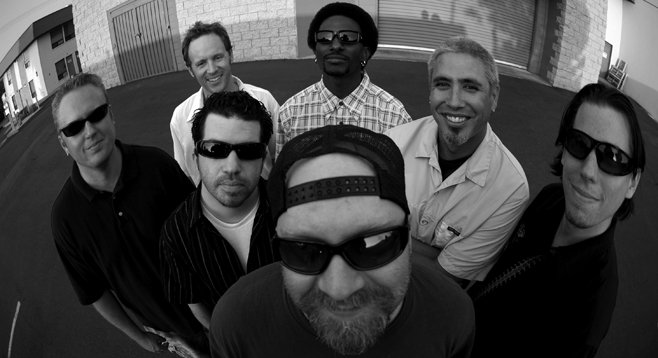 Ska septet Buck-O-Nine turns 20 this year.