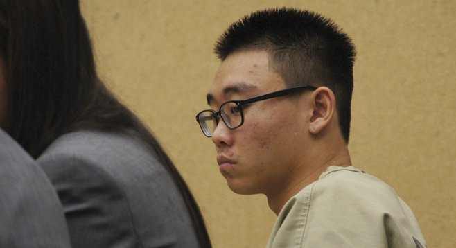 Jin Hyuk Byun pleaded guilty to hit-and-run causing death. He's scheduled to be sentenced January 3.
