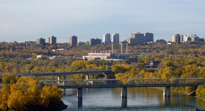 "Edmonton is called the ""Oil Capital of Canada,"" and they need oil workers."