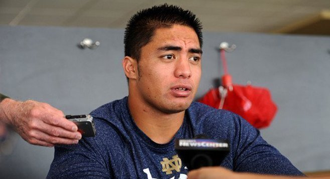 What's left in sporting news? There's All-American linebacker Manti T'eo and his fake girlfriend...