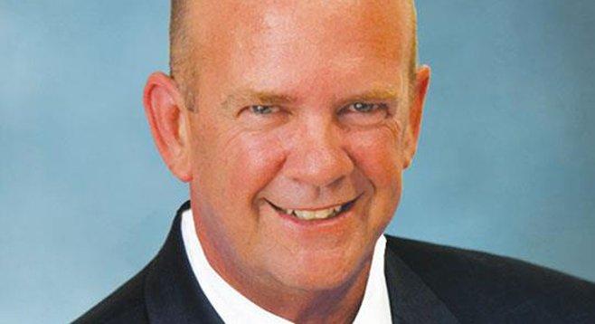 The GOP's Scott Sherman