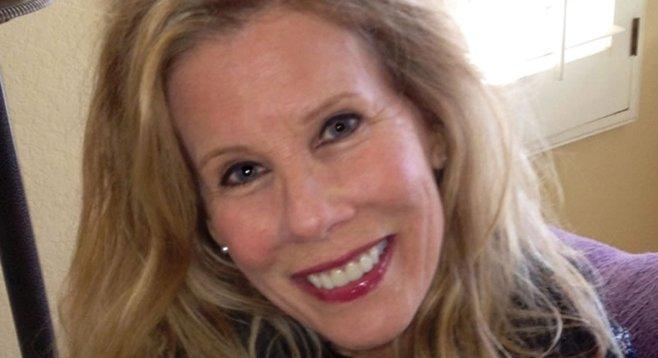Deborah Allbritain
