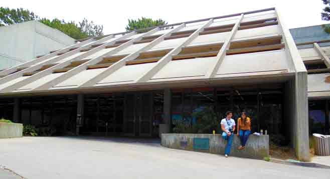 The Scripps Institution of Oceanography Library is now closed.