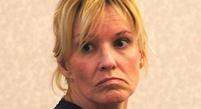 Sherri Lynn Difrancesco pleaded not guilty to the burglary, though Kathleen's jewelry was found in her possession.