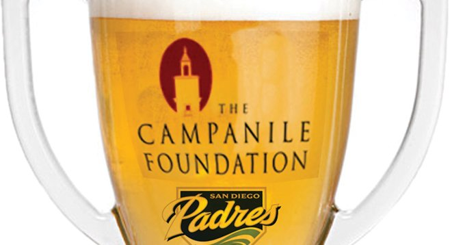 Beer distributor and Padres owner Ron Fowler donated $3 million to San Diego State's Campanile Foundation.