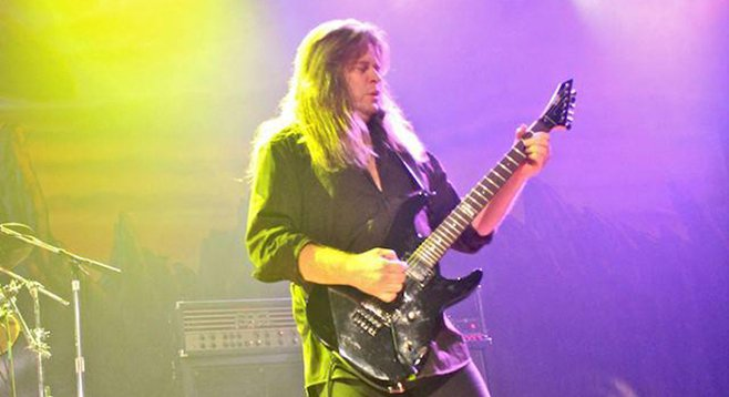 Craig Goldy's Dio Disciples is sanctioned by Dio's widow Wendy.