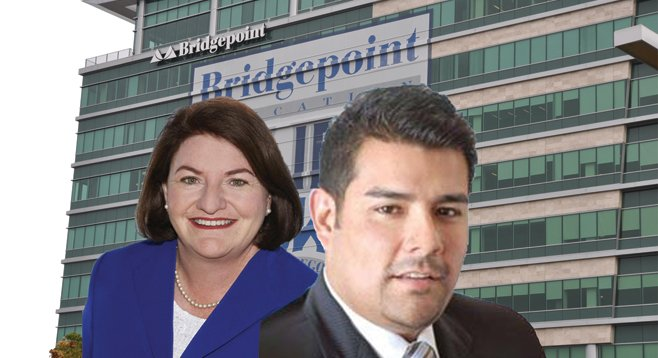 Causes dear to state Assemblywoman Toni Atkins and Senator Ricardo Lara are among the honorees of so-called behested cash.