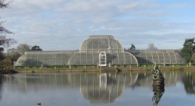 A little off the tourist circuit, London's Kew Gardens are a UNESCO World Heritage Site.
