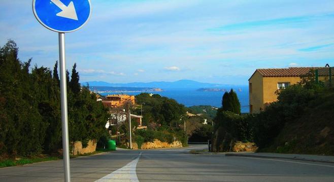Mediterranean vacation this way.