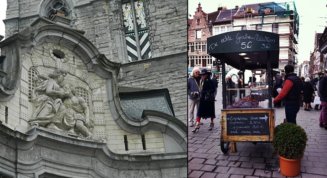 Two secrets of Ghent, Belgium. (We couldn't give them away here... see below.)