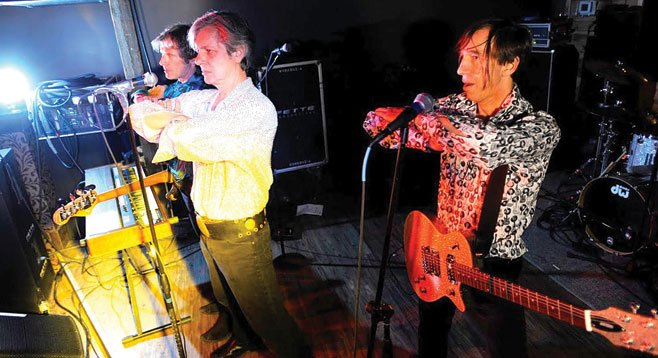 Garage-rock classics the Fleshtones visit Casbah on Sunday.