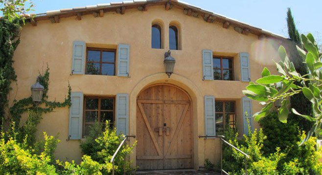 For $3.5 million, you can own award-winning Milagro Farms Vineyard and Winery, which sits on 110 acres of vines and orchards in Ramona.