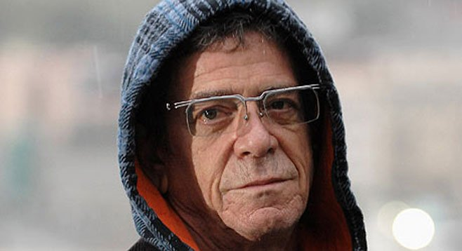 "Lou Reed: ""I am a triumph of modern medicine, physics, and chemistry."""