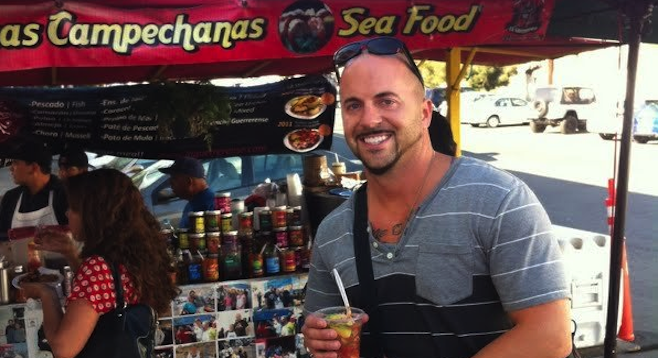 Fun in Ensenada (and great seafood) can be had minus the drive – try taking the bus!