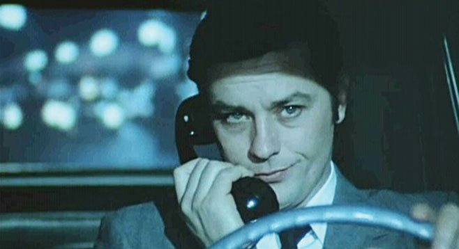 """Mais bien sur, I am calling you from my automobile. It is the '70s, n'est-ce pas?"""
