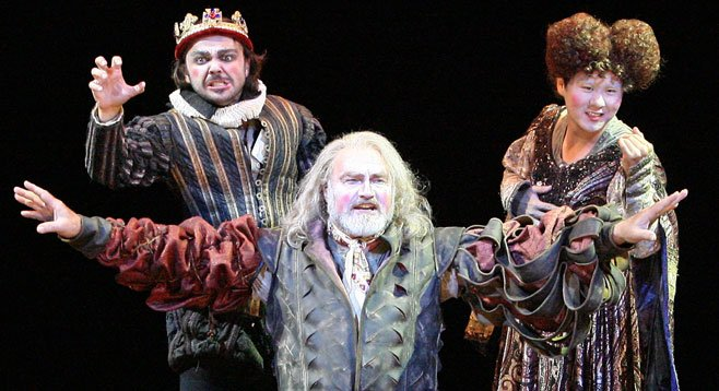 The Old Globe Stages Tom Stoppards Rosencrantz And Guildenstern Are