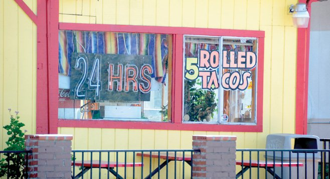 Oscar and Graciela Salazar had been working for Rosa at this Alberto's Mexican restaurant in Escondido.