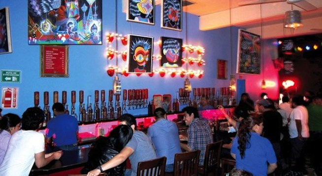 The opening of La Mezcalera signaled a new era in Tijuana nightlife.
